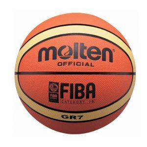 כדור כדורסל מולטן 7 גומי – molten gr7