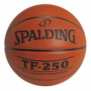 כדורסל 5 עור סינטטי ספולדינג – Spalding TF-250 Basketball