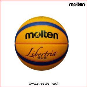 כדורסל מולטן סטריטבול 6 עור סינטטי – מאושר ע'י FIBA