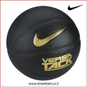 כדורסל 7 סינטטי נייקי שחור זהב