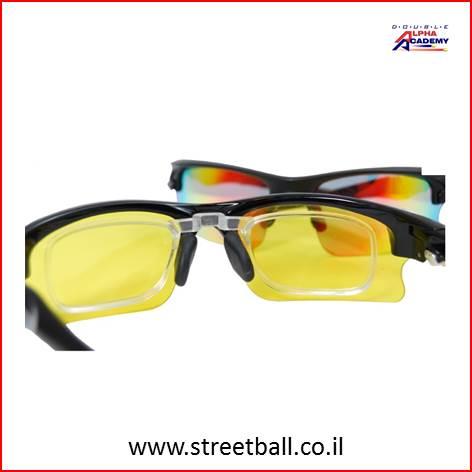 שלישיית משקפי מגן מקצועיים