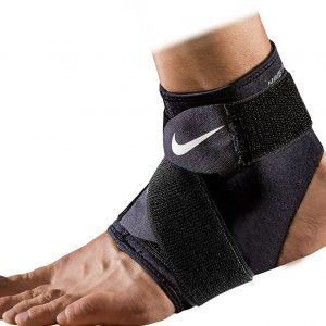 שרוול/תומך קרסול נייקי שחור – Nike Ankle Support
