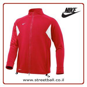 חולצת טרנינג נייקי כדורסל אדום