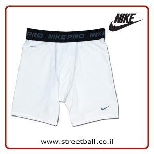 טייץ נייקי פרו לבן – Nike Pro Tights