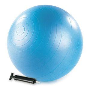 כדור פיזיו פילאטיס + משאבה – מגוון משקלים וגדלים