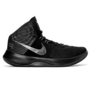 נעלי כדורסל לגברים Nike Air Precision – שחור