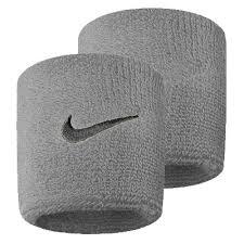 מגן/סופג זיעה ליד (זוג) Nike – אפור