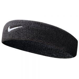 מגן זיעה לראש נייקי שחור- Nike Head Sweat Band –  black
