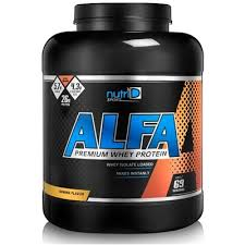 """אבקת החלבון אלפא ALFA – ק""""ג 2.270"""