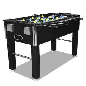 שולחן כדורגל BLACK VICTORIA