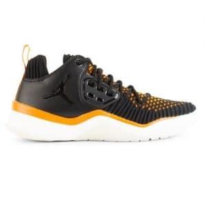 נעלי כדורסל לבוגרים NIKE JORDAN DNA LX – שחור כתום