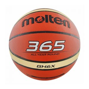 כדורסל מולטן 6 עור סינטטי – כדור כדורסל Molten GH6X